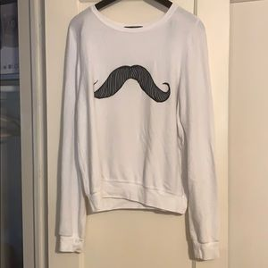Wildfox Crewneck Sweatshirt